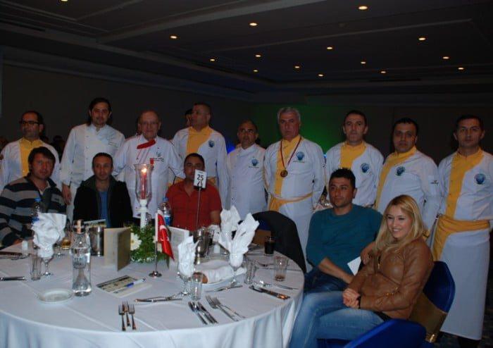 Manavgat Aşçılar Derneği 6. Geleneksel Aşçı Balosu organizasyonu muhteşem oldu.