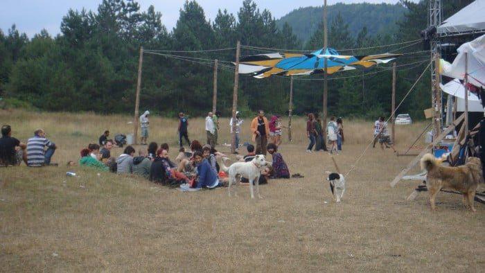 Bürnük Şirinyazı Göleti Trans Müzik Festivali