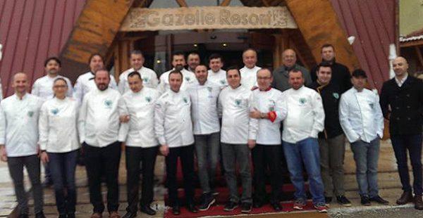 Mengen Aşçılar Federasyonu 2016/2017 Değerlendirme ve Koordinasyon Çalıştayı Yapıldı