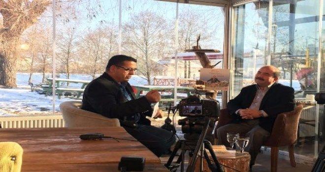 Mengen Belediye Başkanı Turhan BULUT Yerel Gündem'de