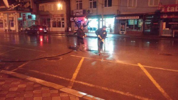 Mengen Belediyesi bahar temizliği başlattı
