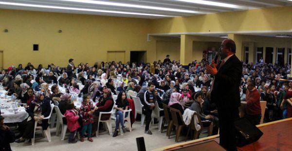 Mengen Belediyesi 8 Mart Dünya Emekçi Kadınlar Günü Etkinliği