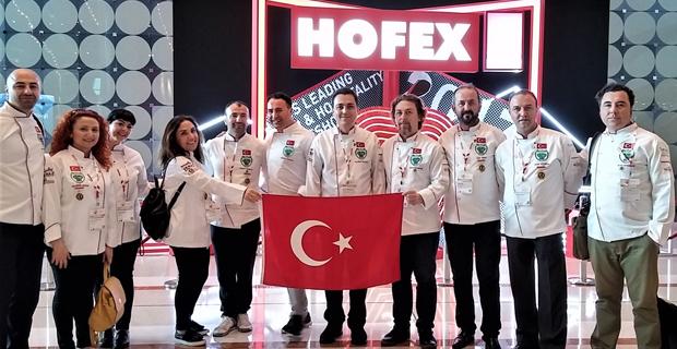 Hong Kong 30. HOFEX İnternational Culinary Classic yarışmaları başladı