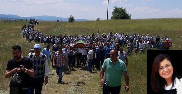 Mengenli Meral Fidan Demirci'nin organları 2 kişiye hayat verdi