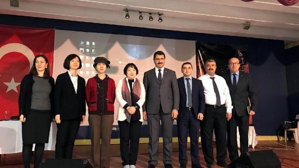 Mengen'de 'Kore yemekleri' semineri