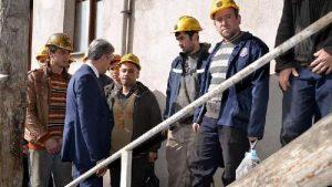Bolu Valisi Baruş, maden işçisinin öldüğü ocakta inceleme yaptı