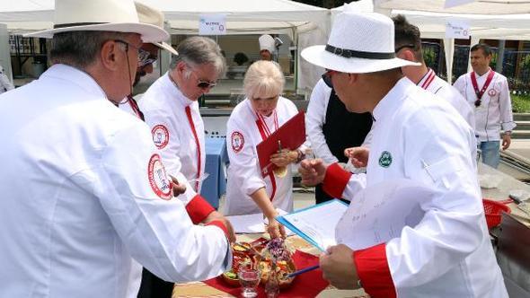 Bolu'da 4'üncü İzzet Baysal Uluslararası Mutfak Günleri