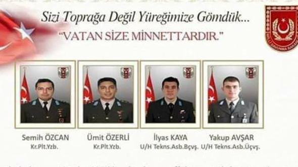 Şehidimiz Ankara'da Toprağa Verilecek