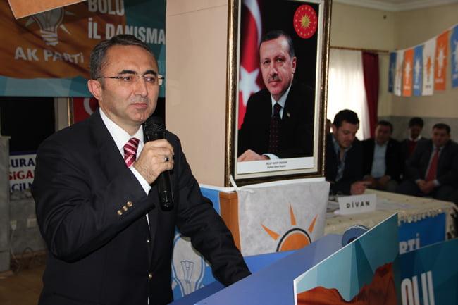 AK PARTİ; ZAFER İNANANLARINDIR