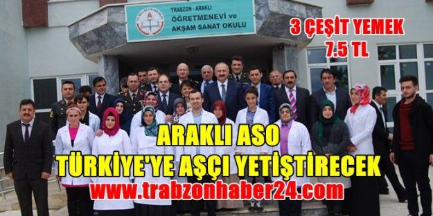 Araklı Belediye Başkanı Recep Çebi'nin İdolü Mengen
