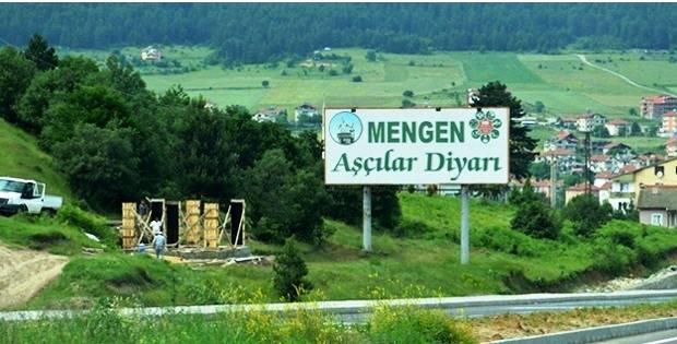 Mengen'de  Dünya'nın En Büyük Aşçı Heykeli İçin İlk Çivi Çakıldı.