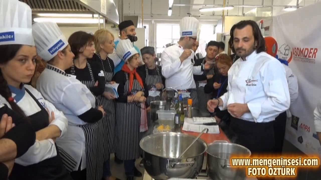 Mengen'de Aşçılar Kampa Girdi